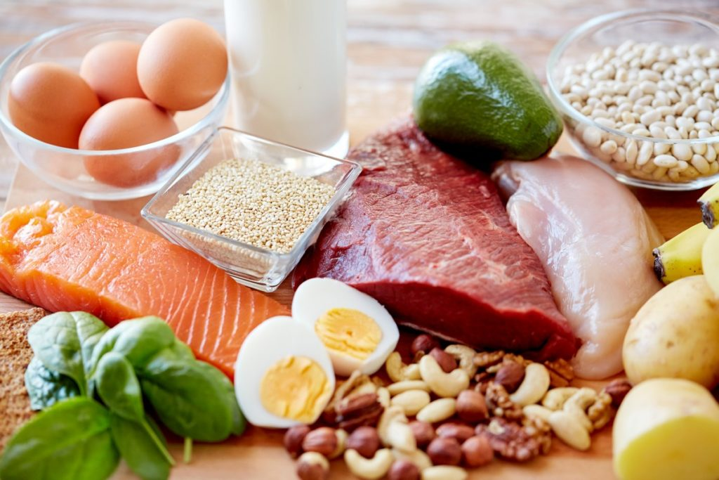 how-to-get-shredded-fast-protein