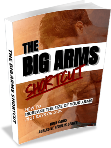 The Big Arms Shortcut Ebook Cover