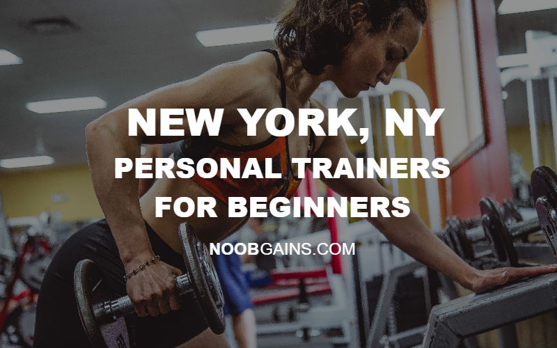 NEW YORK NY Personal Trainers for Beginners