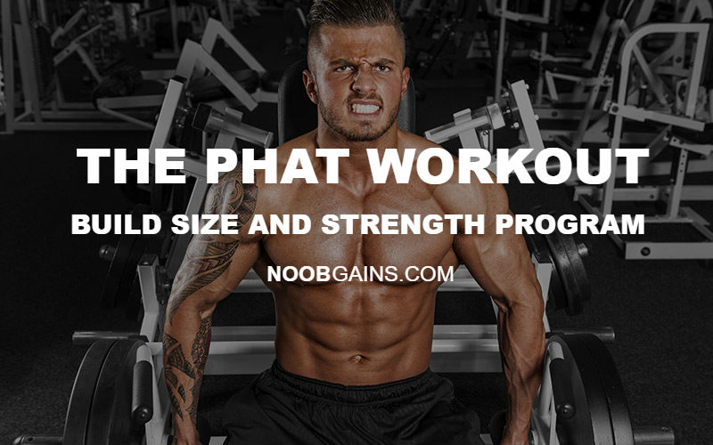 Phat workout image