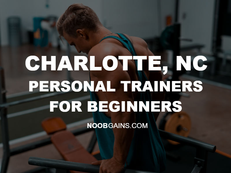 Charlotte NC Personal Trainers for Beginners Image