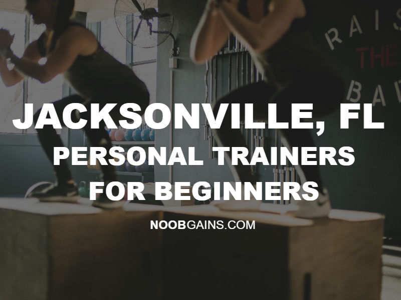 Jacksonville FL Personal Trainers for Beginners Image