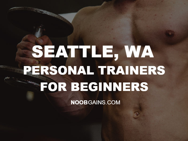 Seattle WA Personal Trainers for Beginners Image