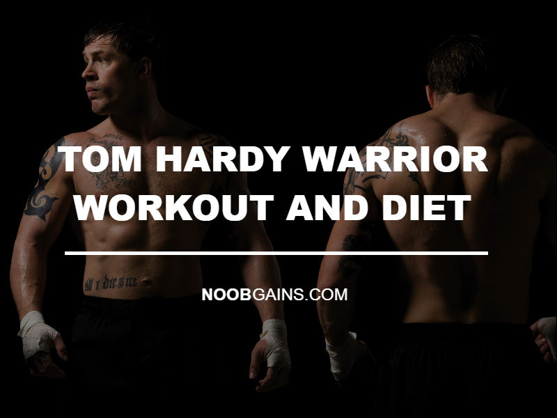 Tom Hardy Warrior Workout (The Secret of Muscle