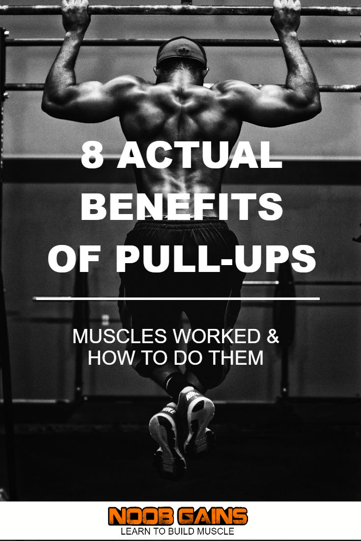 benefits of pullups image