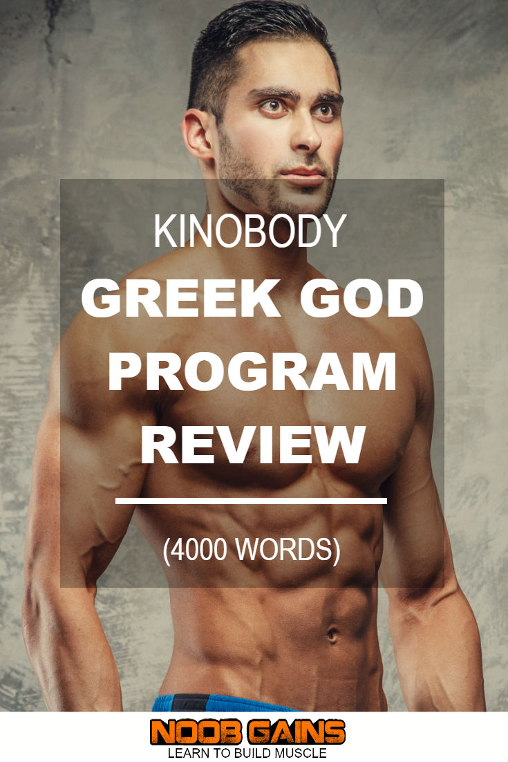 kinobody greek god program review image