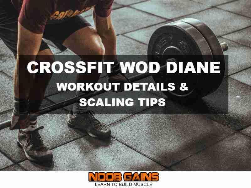 CrossFit wod diane