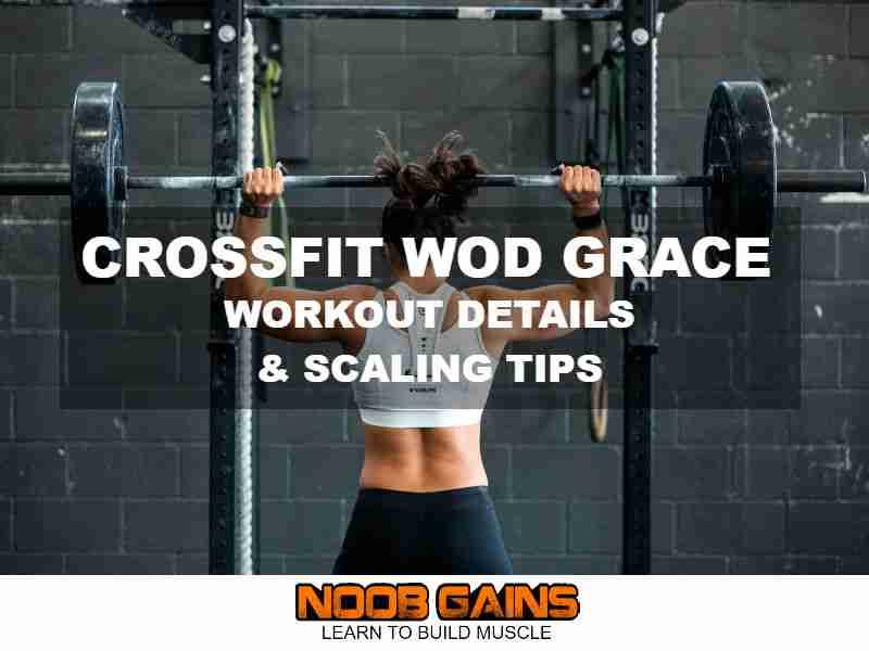 Crossfit wod grace image