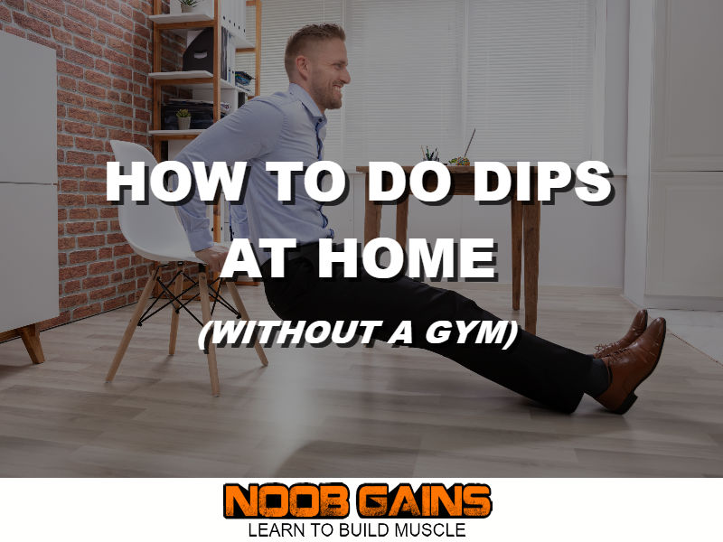 How to do dips at home image