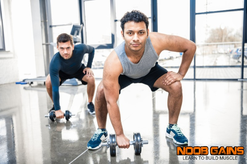 Crossfit dumbbell workouts image