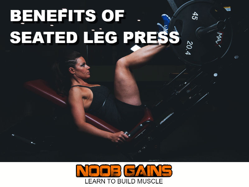 Seated leg press benefits image