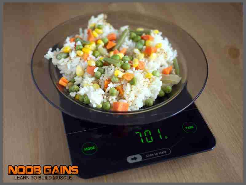 Aggressive fat loss diet image