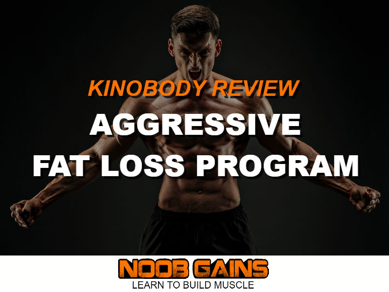 Kinobody aggressive fat loss image