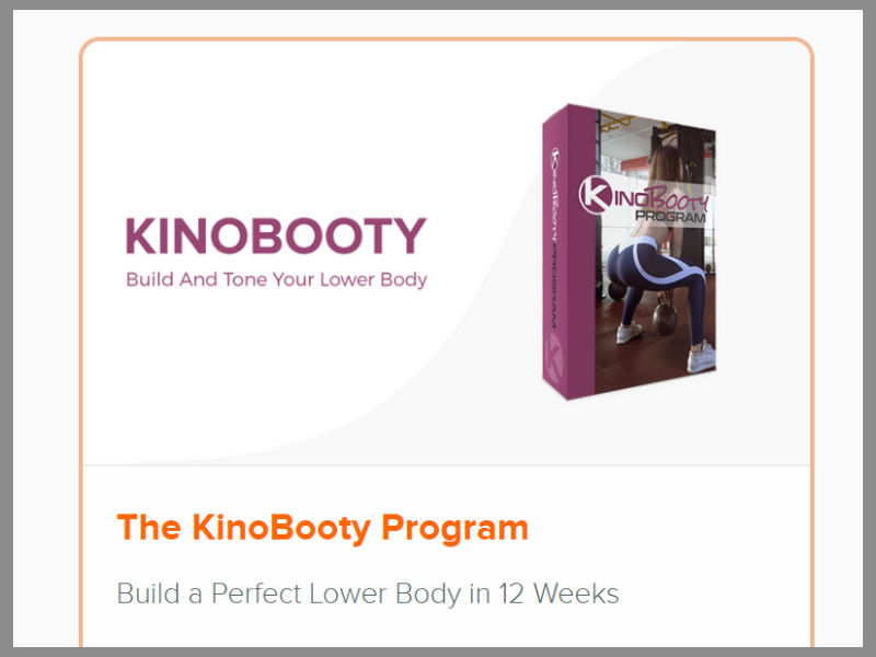 Kinobooty program review image