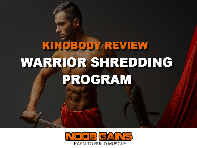 Warrior shredding program image