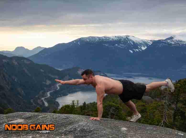 Bodyweight mastery image