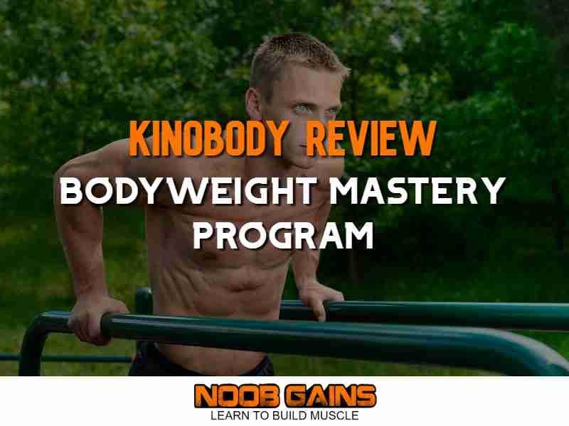Bodyweight mastery program image
