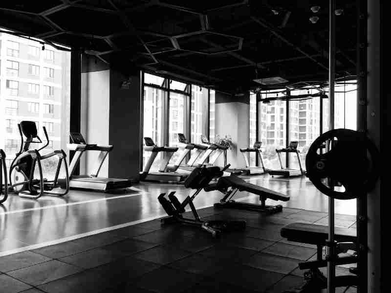 What percentage of gym memberships go unused image