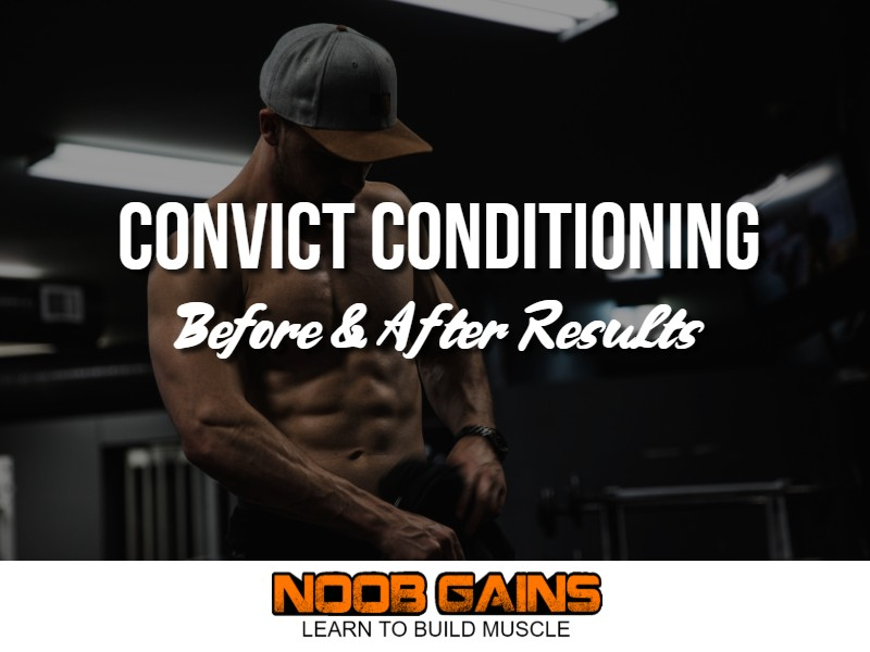 Convict conditioning results image