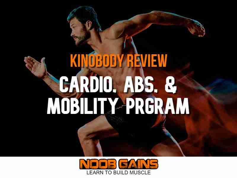 Kinobody cardio abs mobility image