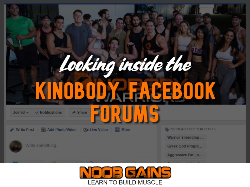 Kinobody forums image