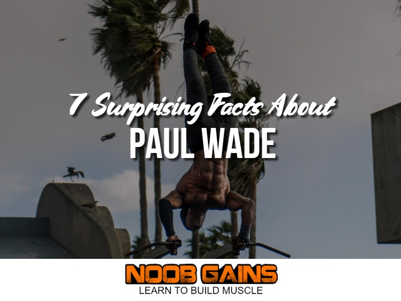 Paul wade image