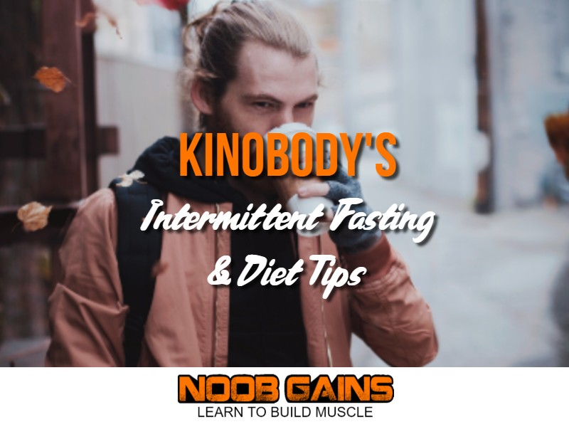 Kinobody intermittent fasting diet image