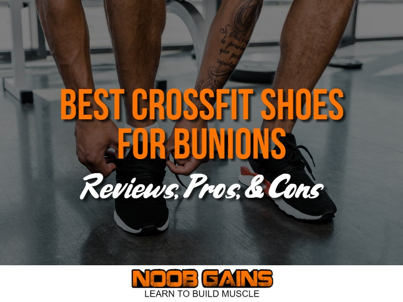 Best crossfit shoes for bunions image