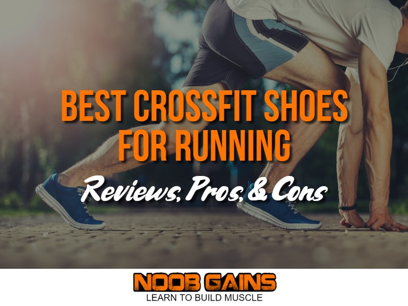 Best crossfit shoes for running image