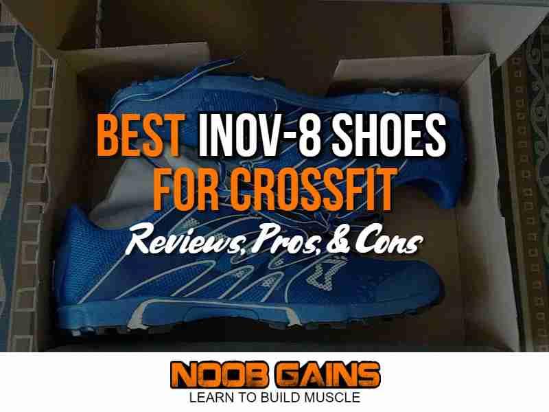 Best inov 8 crossfit shoes image