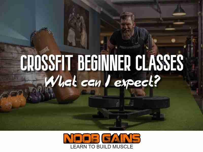 Crossfit beginner classes image