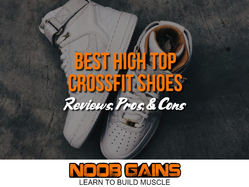 Best high top crossfit shoes image