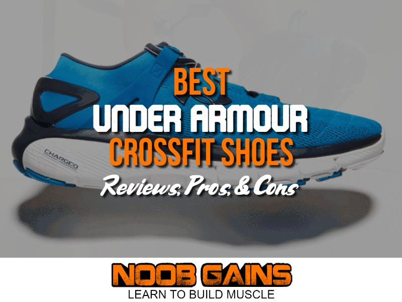 Best under armour crossfit shoes image