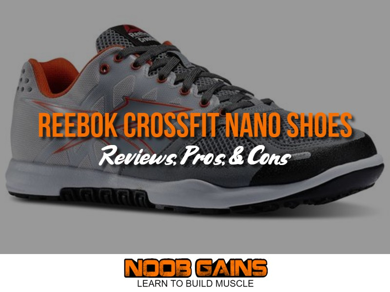 Reebok crossfit nano shoes image