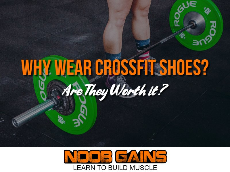 Why wear crossfit shoes image