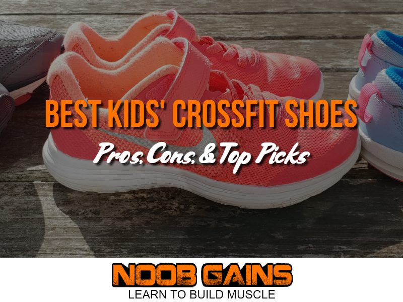 Best kids crossfit shoes image