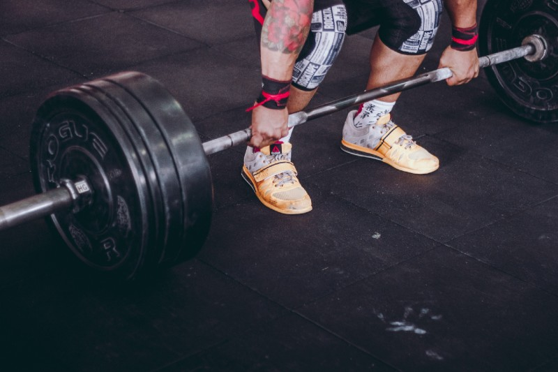 Crossfit shoes for high arches image