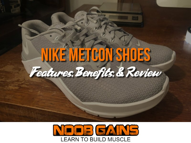 Nike metcon shoes review image