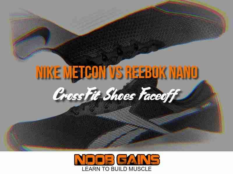 Nike metcon vs reebok nano image