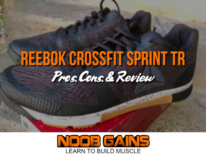 Reebok crossfit sprint tr reviews image