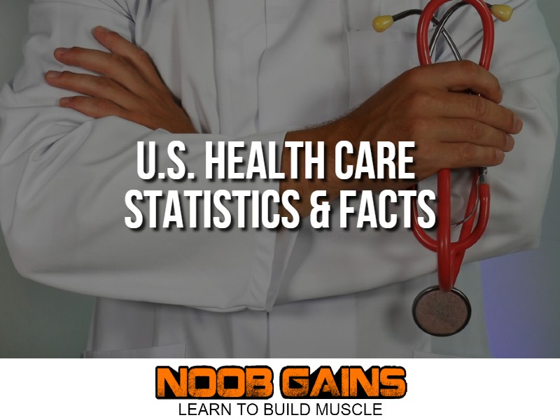 Us health care statistics image