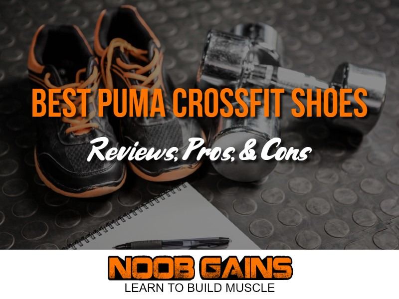 Puma crossfit shoes image