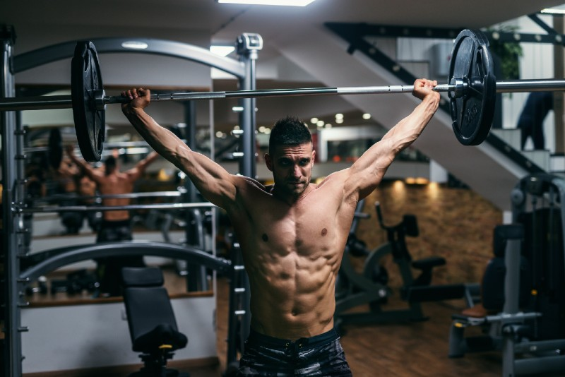 What is aesthetics workout image