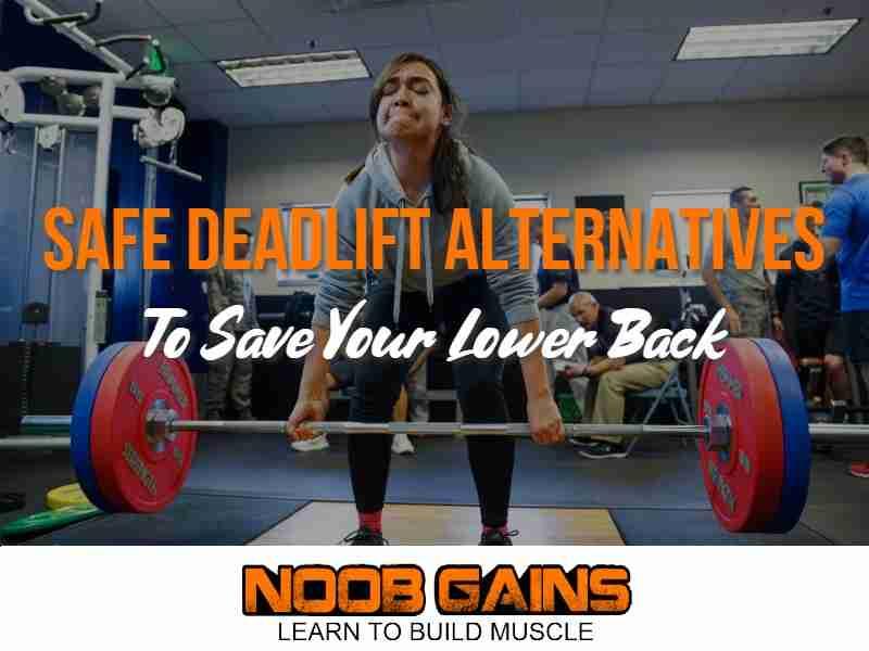 Deadlift alternatives image