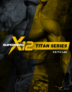 Superhero x12 titan series guide image