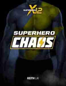 Superhero x12 superhero chaos image