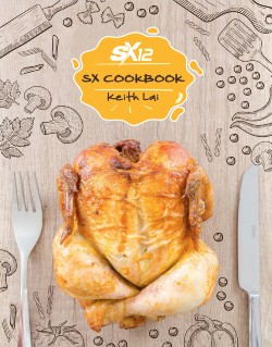 Superhero x12 sx cookbook image
