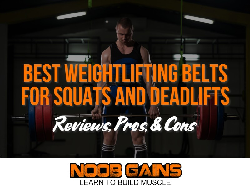 Best weight lifting belt for squats and deadlifts image