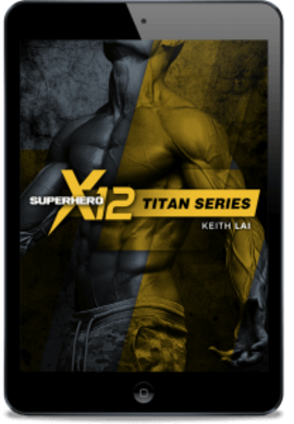 Superhero x12 ebook image