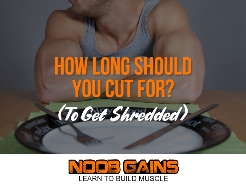 How long should you cut for image